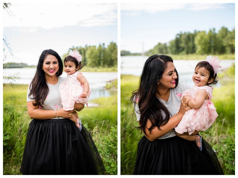 Mom & Daughter Family Photography Calgary