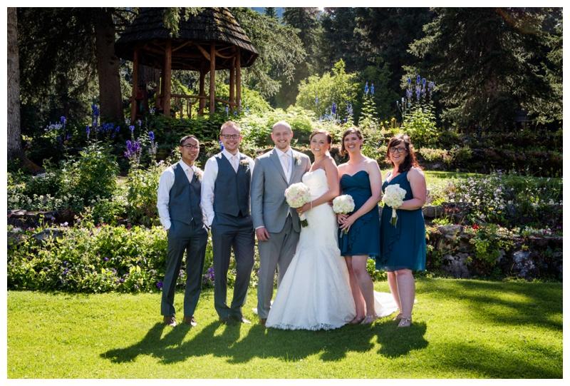 Cascade Garden Wedding Photography