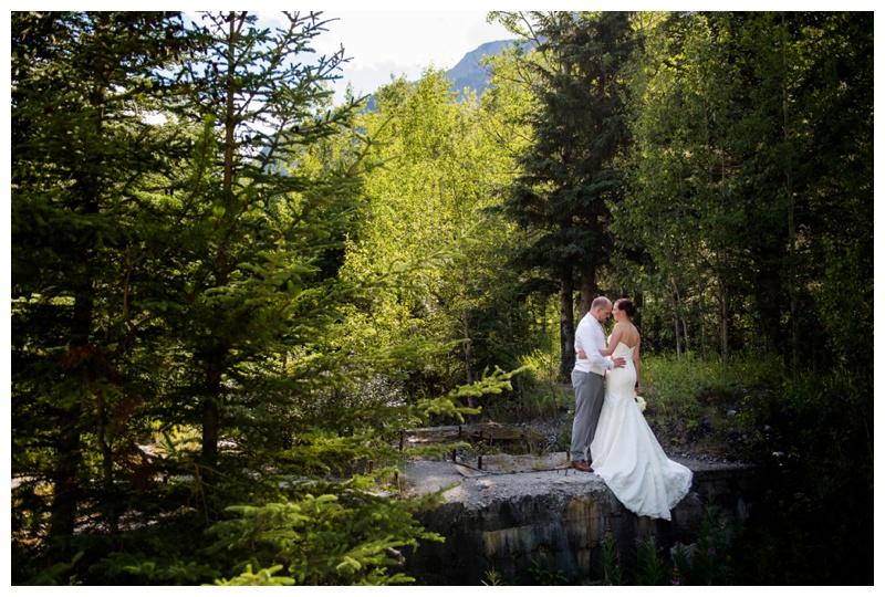 Mountain Wedding Photography Banff Alberta