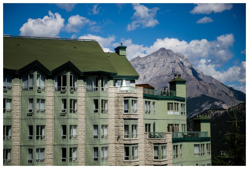 Rimrock Resort Wedding Banff Alberta