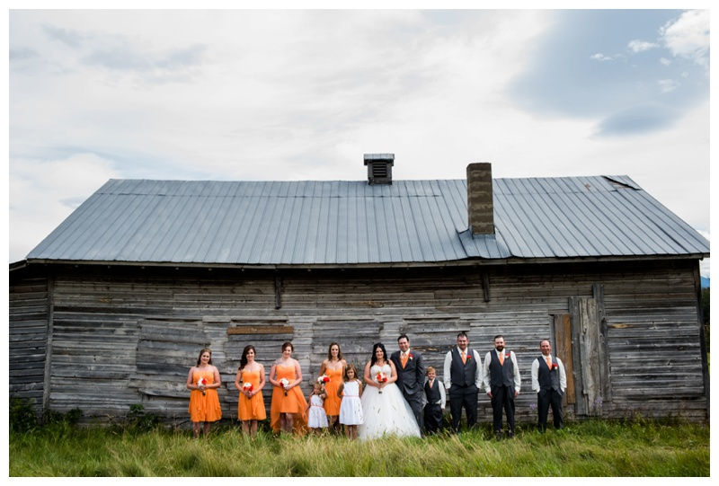 Hinton Wedding Photography