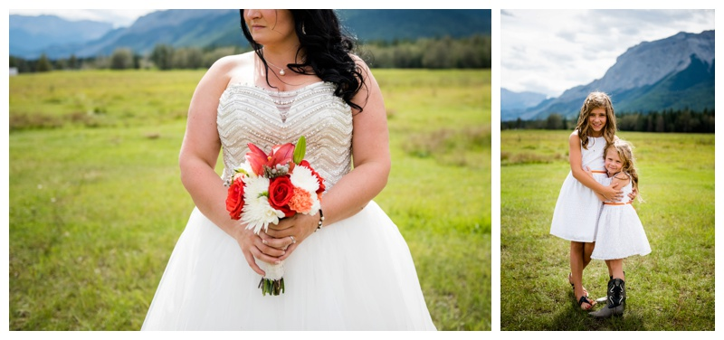 Mountain Wedding Bouquets