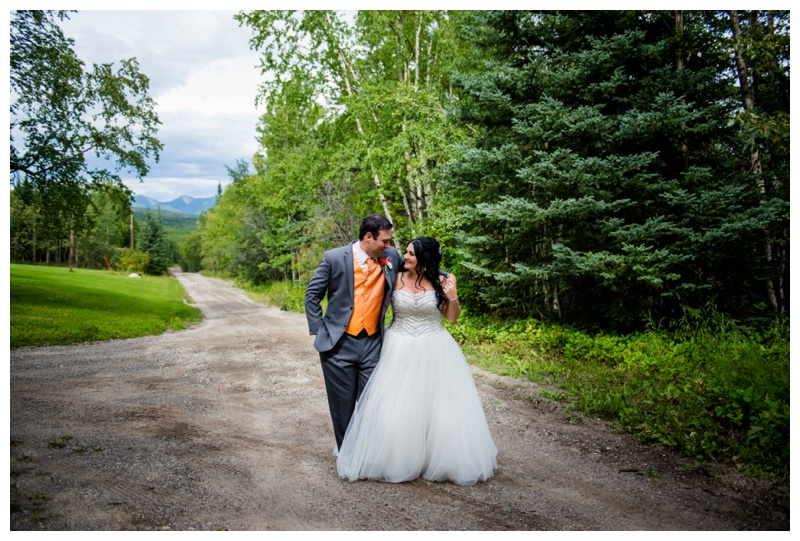 Wedding Photos Hinton Alberta