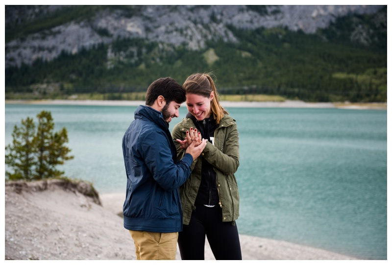 Calgary Wedding Proposal Photography