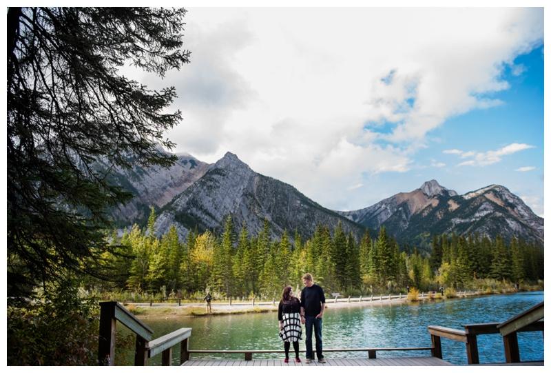 Mount Loretta Ponds Engagement Photography