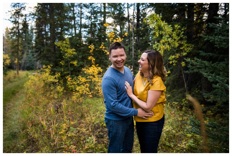 Engagement Session Canmore Alberta