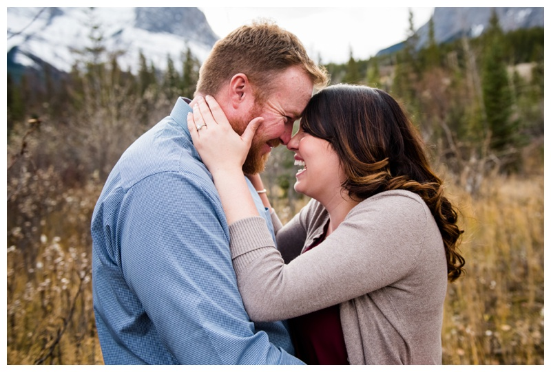 Rocky Mountain Engagement Photography