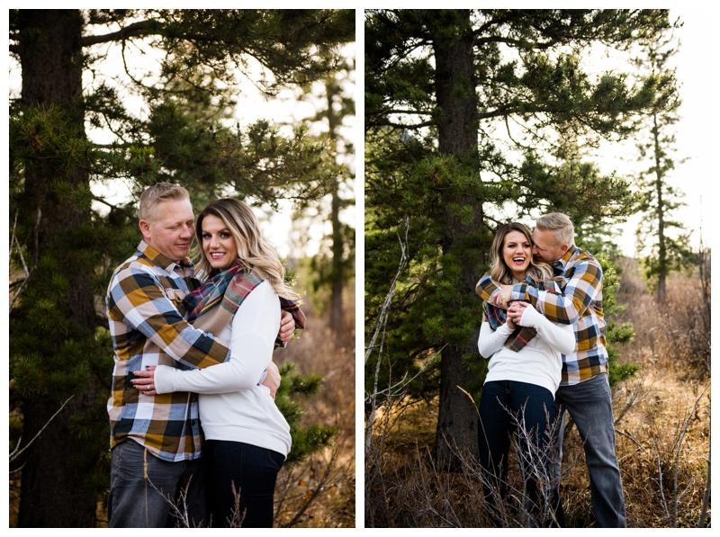 Canmmore Alberta Couple Photography