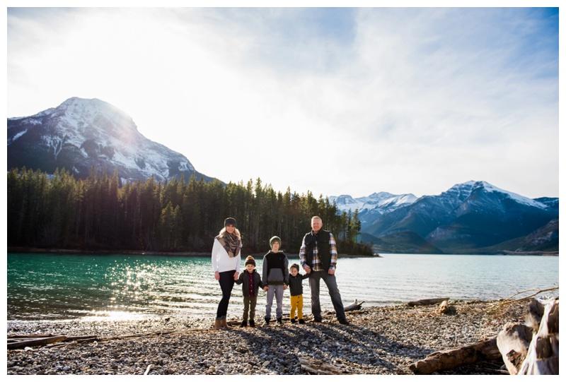 Canmore Family Photos