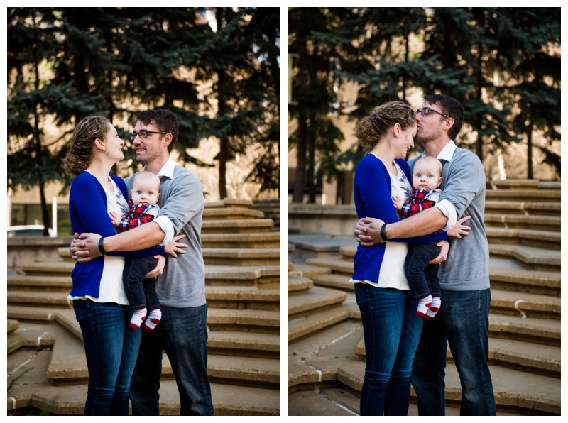 Calgary Urban Family Photography