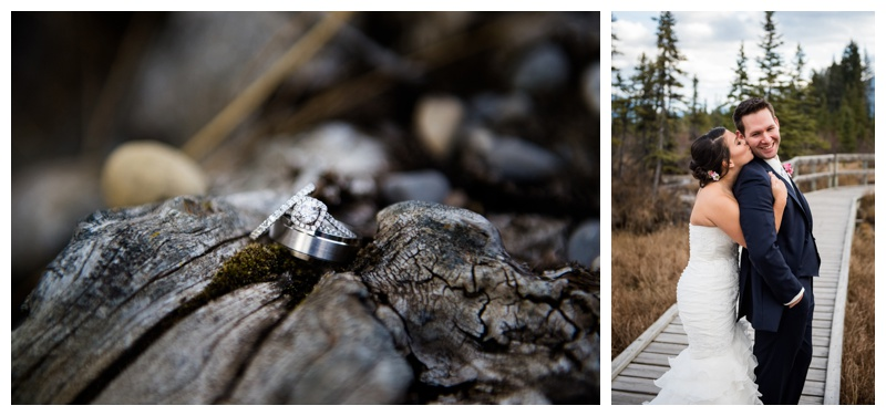 Policemans Creek Wedding Photography Canmore