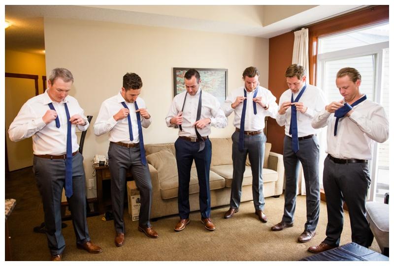 Blackstone Resort Wedding Canmore