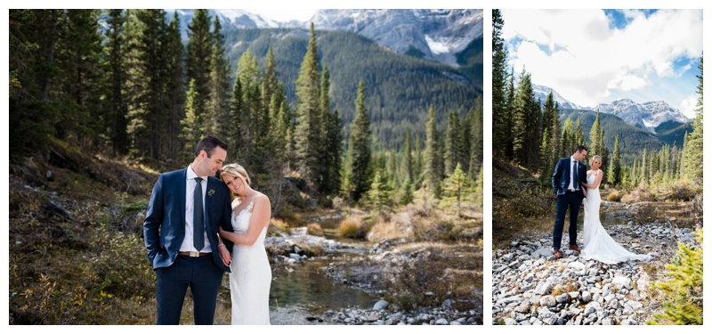 Canmore Wedding Photoraphers
