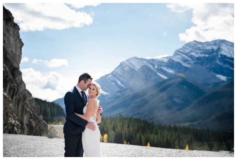 Canmore Silvertip Resort Wedding