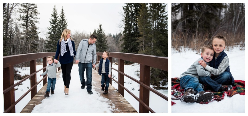 Shannon Terrace Fishcrekk Park Family Photos