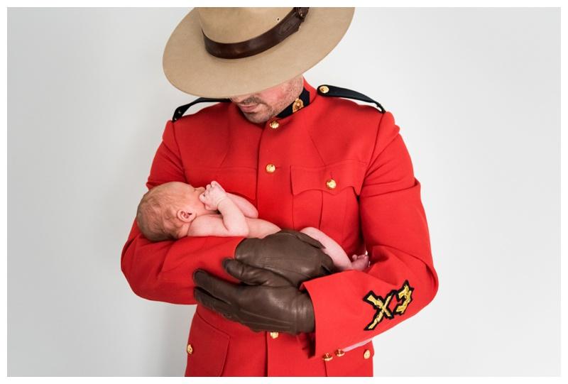 RCMP Newborn Photography