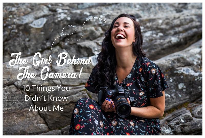 10 Fun Facts About Me! - Calgary Wedding Photographer
