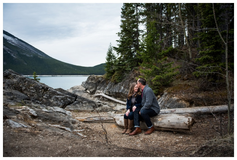 Banff Engagement Session
