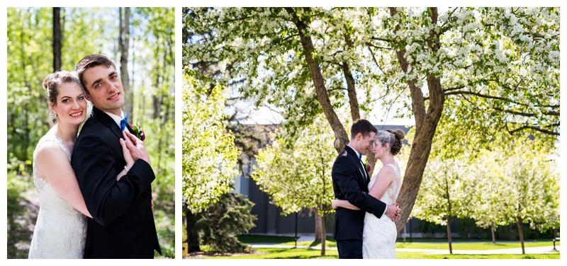 Calgary Alberta Wedding