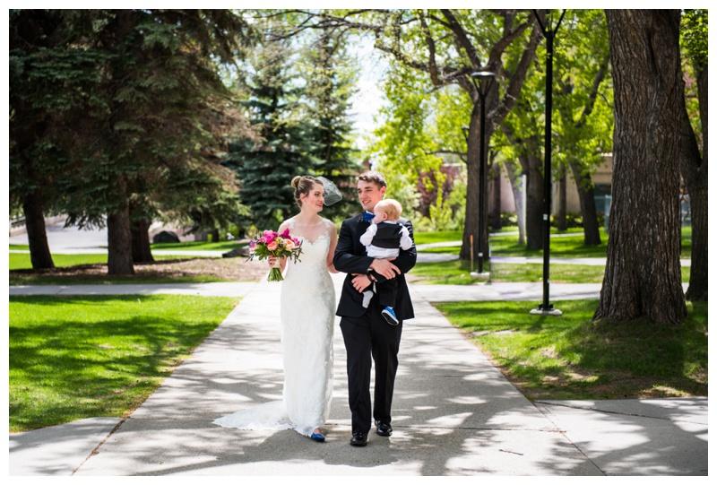 Calgary Wedding - University of Calgary Wedding