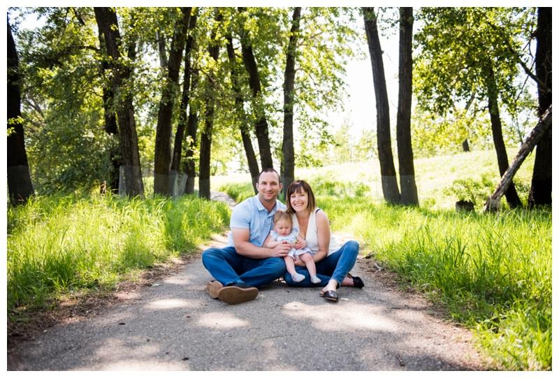 Spring Family Photos Calgary