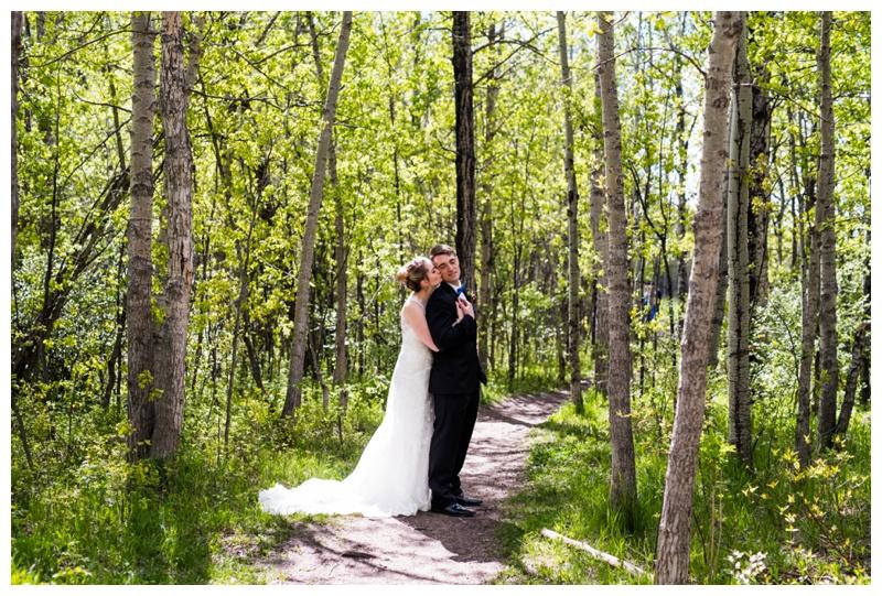 Spring Wedding - Calgary Wedding Photography