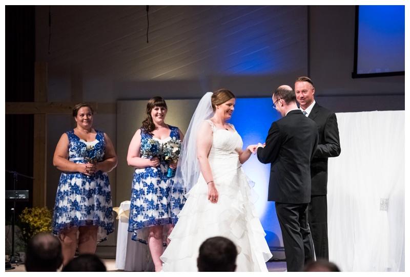Calgary Church Weddings - Bonavista Baptist Church