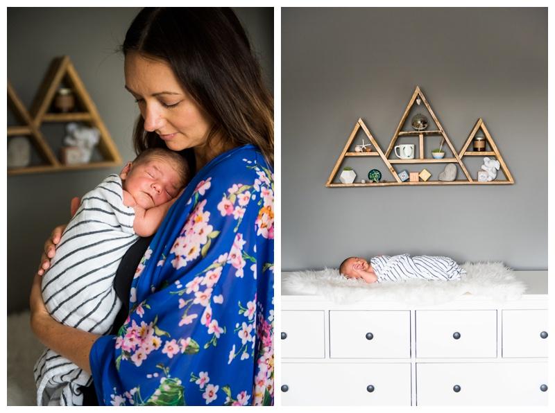 Calgary Lifestyle Newborn Photographer