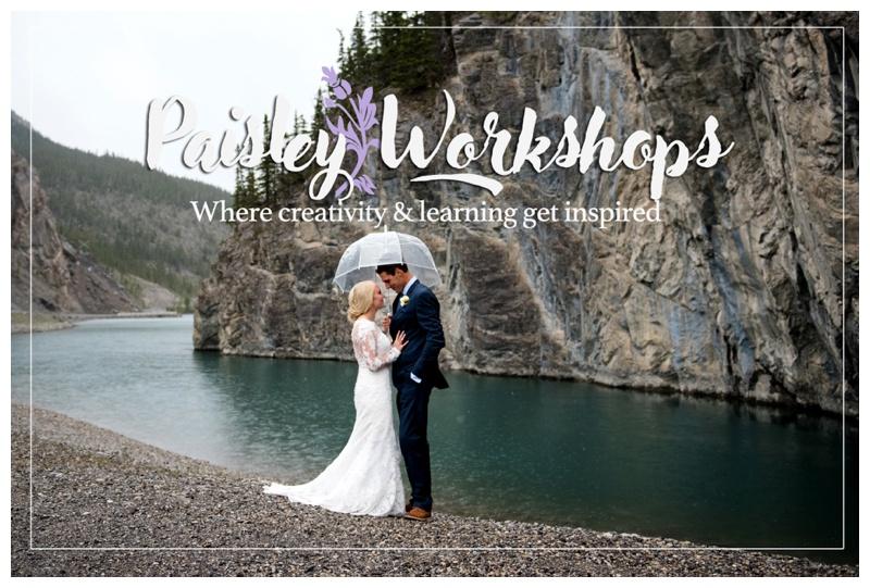 Calgary Wedding Photographer Workshop