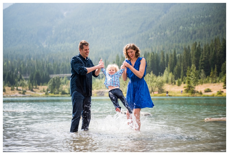 Rocky Mountain Family Photography Canmore