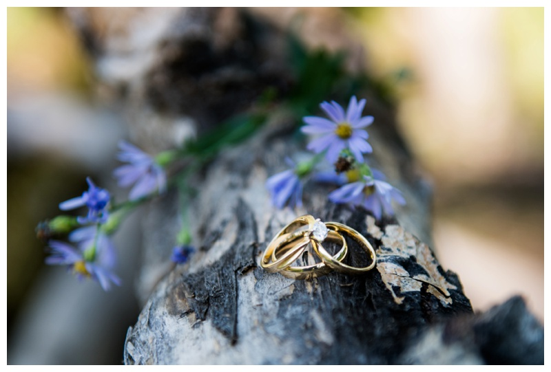 Wedding Ring Photography Calgary