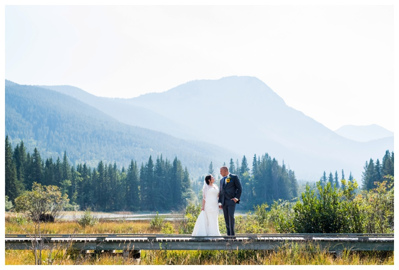 Wedding Photographer Canmore