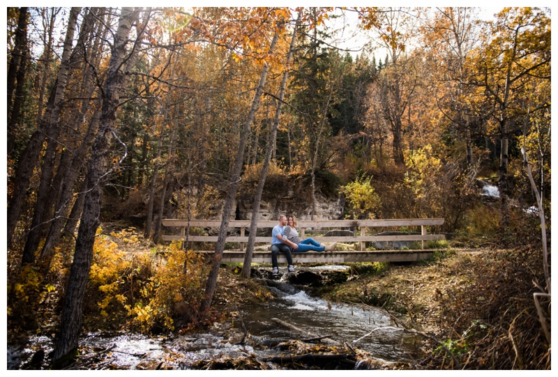 Calgary Maternity Photographer - Big Hill Springs Park