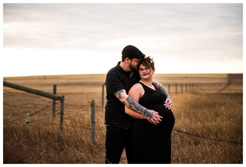 Airdrie Maternity Photography