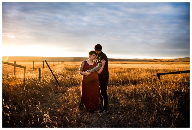 Maternity Photographers Calgary Alberta