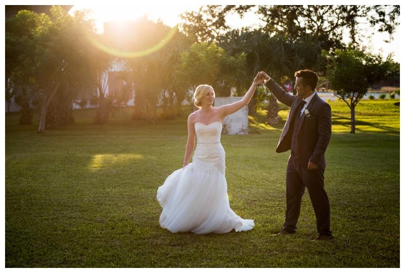 Calgary Wedding Photographer - Sunset Wedding Photos