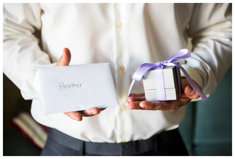 Groom Prep Wedding Photos - Calgary Alberta