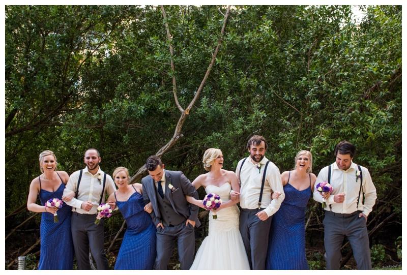 Now Jade Resort Cancun - Bridal Party Photos