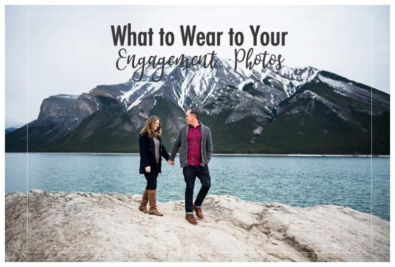 What to Wear to Your Engagement Photos