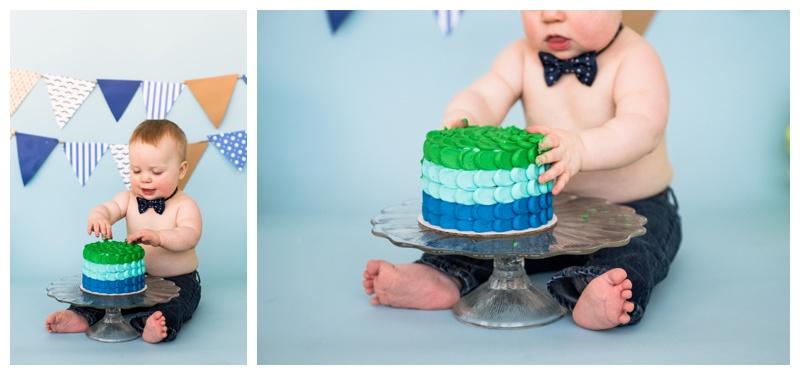Cake Smash Birthday Cakes - Cake Bake Shoppe