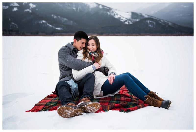 Proposal Photos Banff Alberta