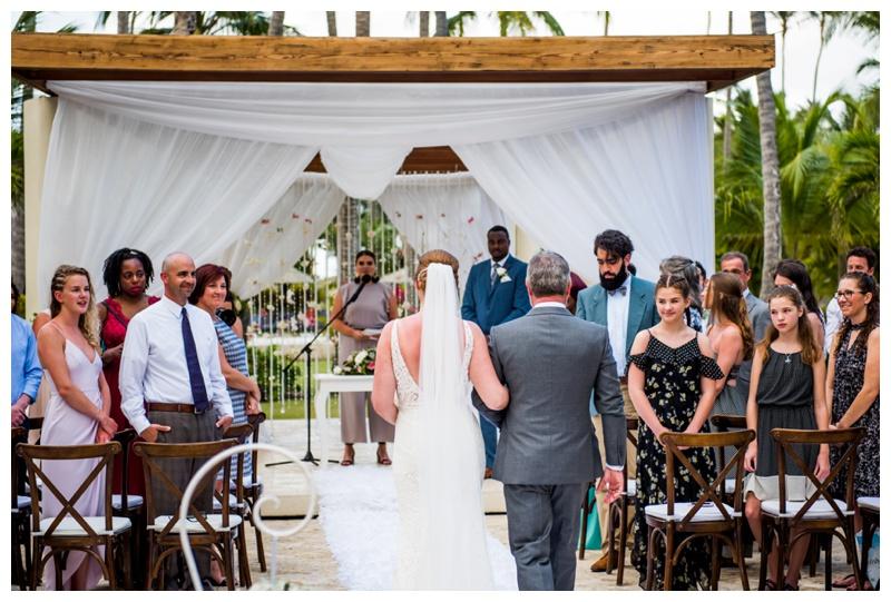 Destination Wedding Photography - Now Larimar - Wedding Ceremony