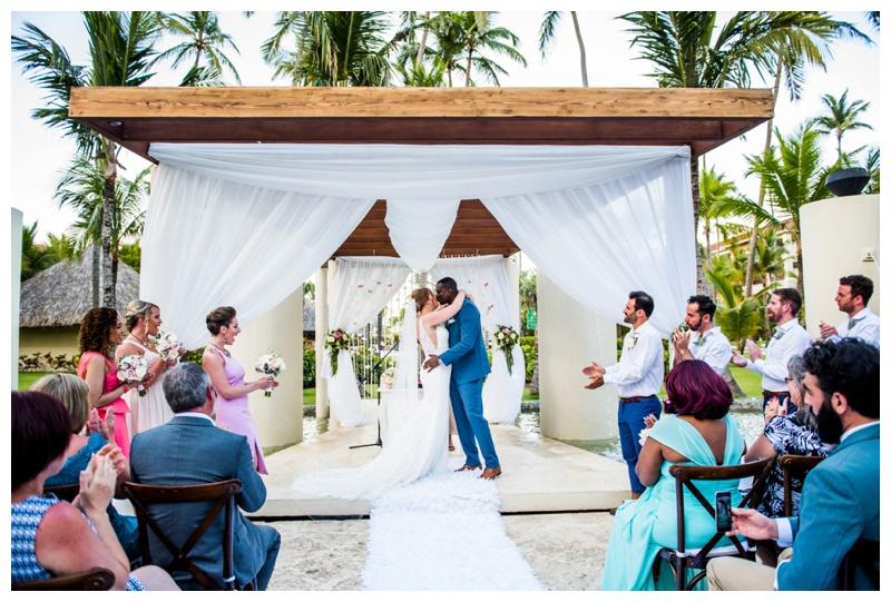 Wedding Ceremony -Destination Wedding Photography Dominicain Republic