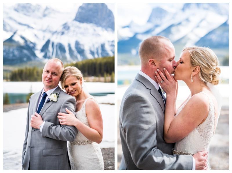 Wedding Photographer Canmore Alberta