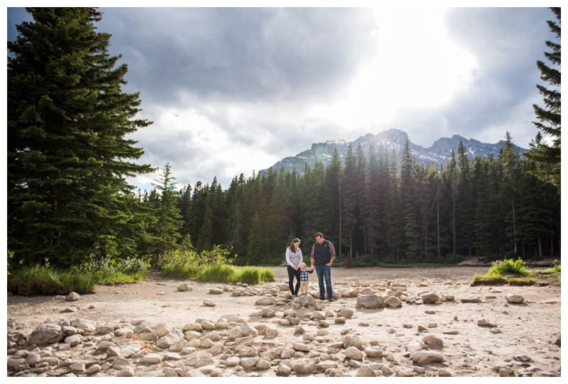 Banff Alberta Family Photographer