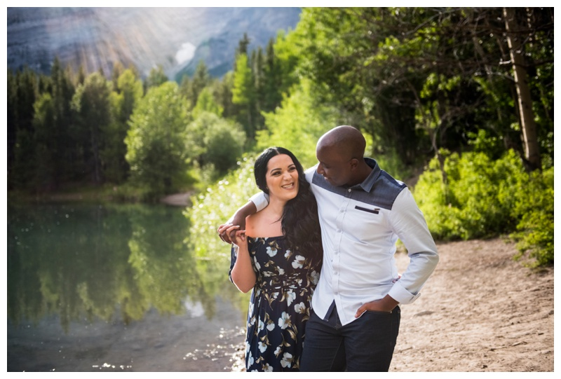 Anniversary Photography Session Canmore