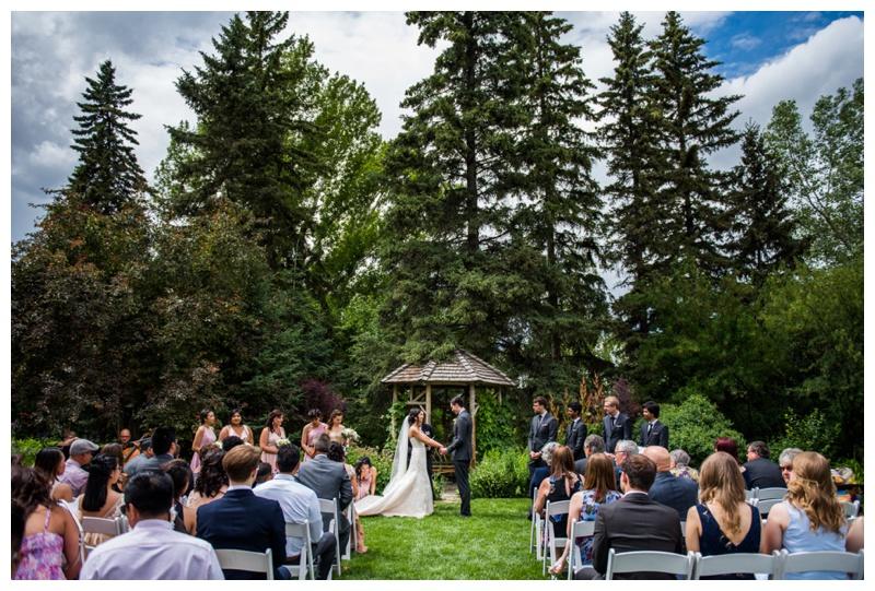 Reader Rock Garden Wedding Photography Calagry