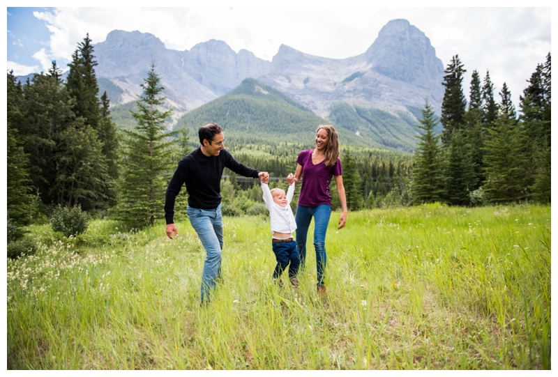 Family Photographer Canmore