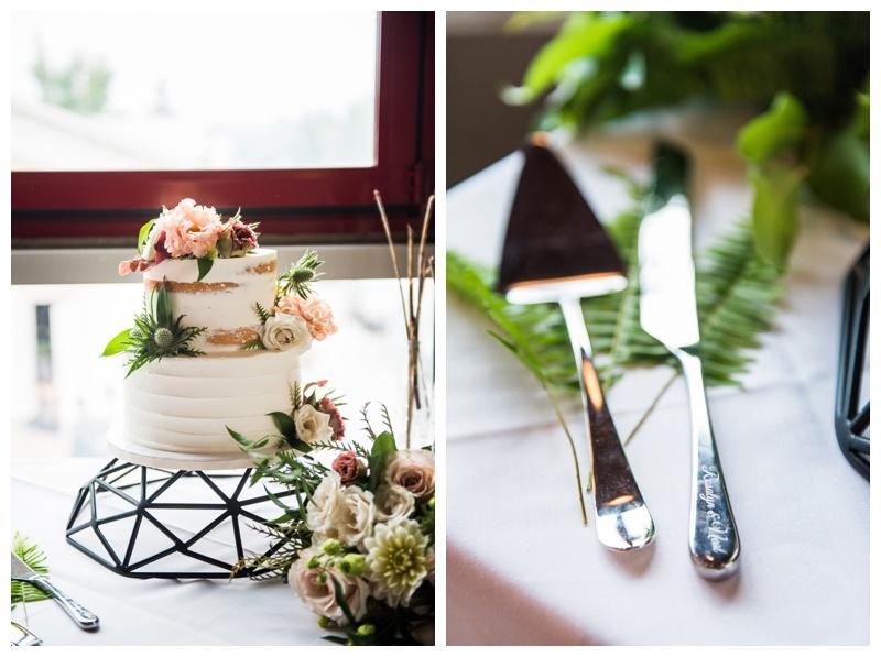 Canmore Restaurant Wedding