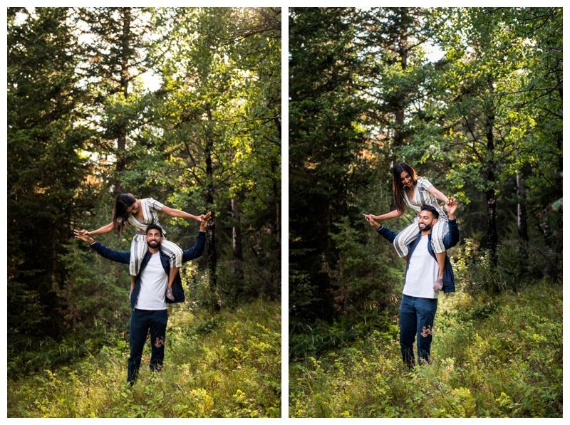 Couple Photography Banff